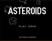 Asteroids - Arcade Game