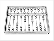 Abacus Counter