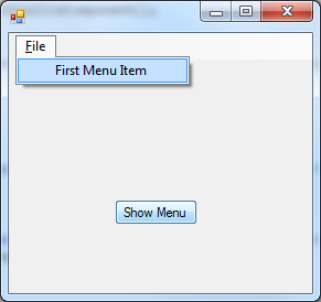 Quick Tutorial: Building Menus Dynamically With the